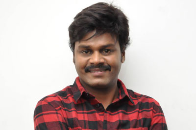 Sapthagiri Interview Stills For Sapthagiri LLB