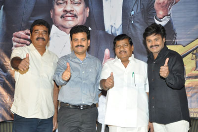 Sapthagiri LLB Movie Team Press Meet Stills