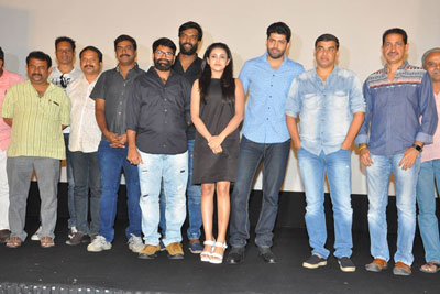 Sarabha Movie Team Press Meet Stills