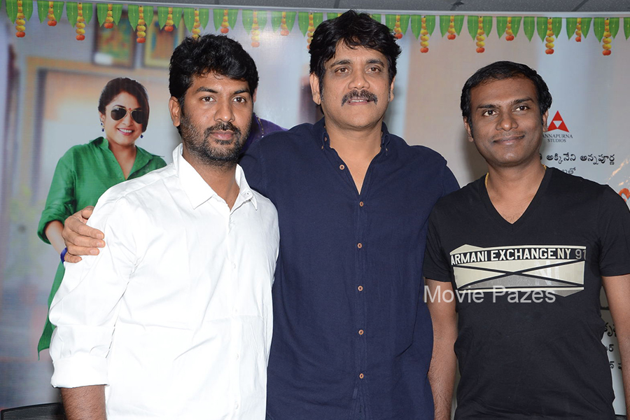 Soggade Chinni Nayana Press Meet