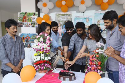 Vunnadi Okkate Zindagi Success Celebration