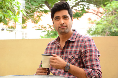 Adivi Sesh Interview Stills For Goodachari