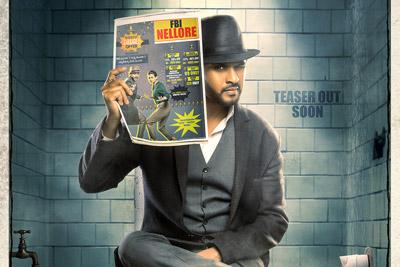 Agent Sai Srinivasa Athreya Movie 1st Look Poster