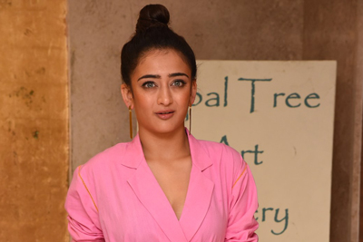 akshara-haasan-at-mr-kk-movie-pre-release-event