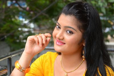 Akshitha Stills at Prementha Pani Chese Narayana Audio Launch