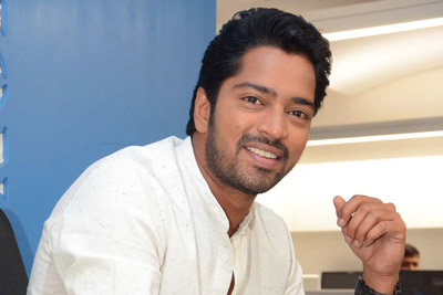 Allari Naresh Interview Stills For Silly Fellows