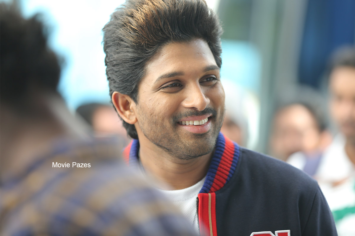 Index Of Images Gallery Allu Arjun With New Look For Next Movie