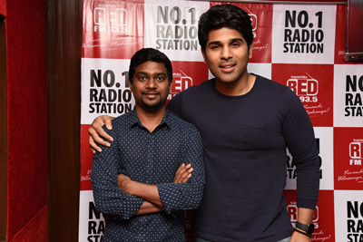 allu-sirish-and-abcd-team-song-launch-at-red-fm