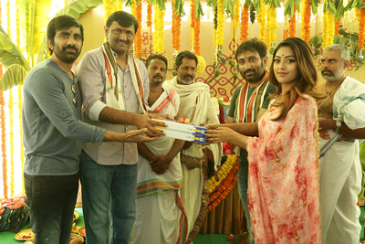 Amar Akbar Anthony Movie Opening Stills