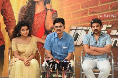 Anupama and Rakshasudu Movie Team Pressmeet