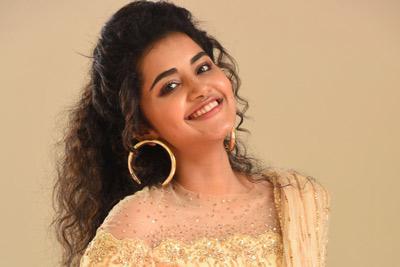 Anupama at Rakshasudu Movie Team Pressmeet