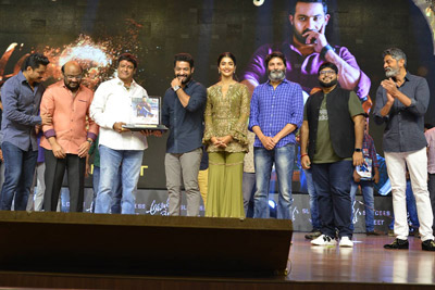 Aravinda Sametha Veera Raghava Success Meet Event