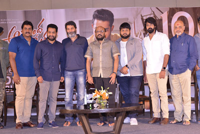 Aravindha Sametha Movie Success Meet