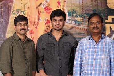 Arjun Suravaram Team Pressmeet