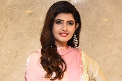 Ashima Narwal Stills at Natakam Pre Release Event
