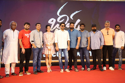 Bheeshma Movie Team Thanks Success Meet