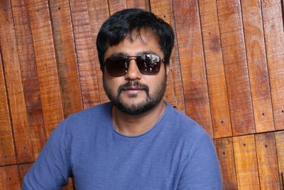 Bobby Sinha Stills At Interview About Disco Raja