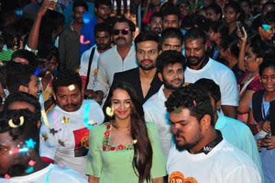 Brand Babu Team in Vijayawada Colleges