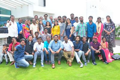 care-of-kancharapalem-team-at-vizag-for-premier-show