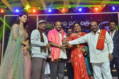 celebrities-at-shoban-babu-prestigous-awards-2019