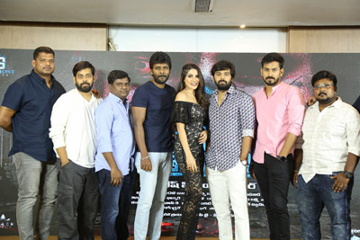 Chikati Gadilo Chithakottudu Movie Pre Release Event