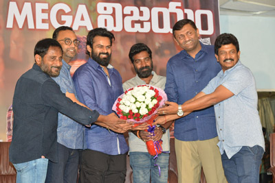 Chitralahari Movie Team Success Meet
