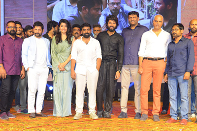 Dear Comrade Movie Team Pre Release Event