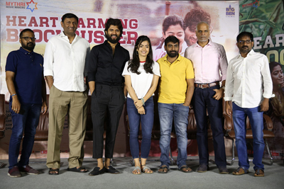 Dear Comrade Movie Team Success Meet
