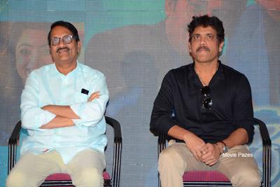 Devadas Movie Team Success Meet Event