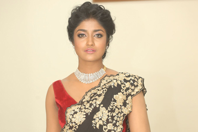 Dimple Hayathi at Valmiki Movie Pre Release Event
