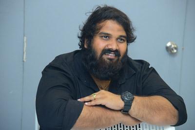 Director Ramana Teja Stills At Interview About Ashwathama