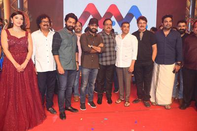 Entha Manchivaadavuraa Movie Pre Release Event