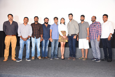 Evaru Movie Team Thanks Meet Event