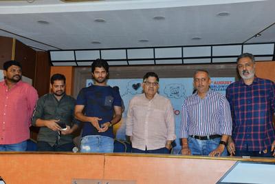Geetha Govindham Team Pressmeet About Piracy