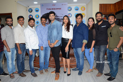 Goodachari Movie Team Success Celebrations
