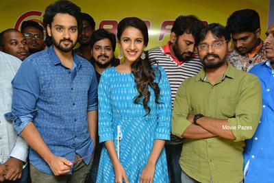 Happy Wedding Team At Radio Mirchi Vijayawada