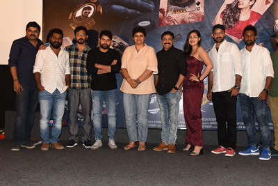 Hawaa Movie Trailer Launch Event