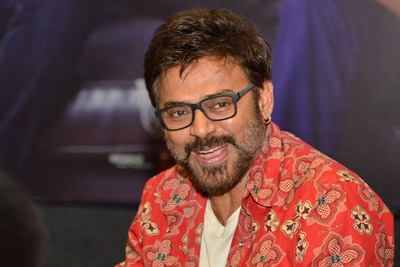 Hero Venkatesh Interview About F2 Movie