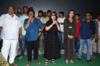 Ismart Shankar Success Tour To Vijayawada