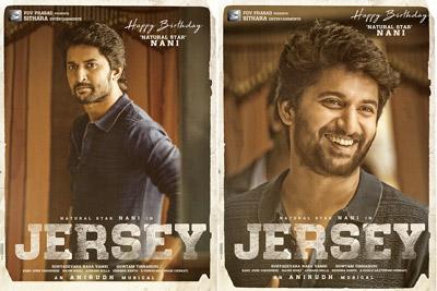 Jersey Movie Team Wishing Nani A Very Happy Birthday