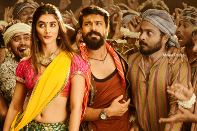 Jigelu Rani Song From Rangasthalam Releasing Today