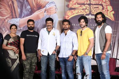 Kalki Movie Honest Trailer Launch Event