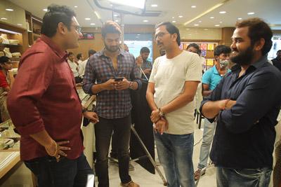 karthikeya-and-arjun-jandyala-movie-working-stills