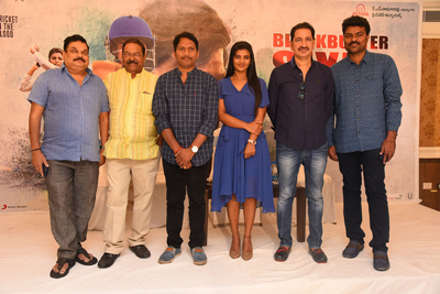 Kausalya Krishnamurthy Team Success Meet