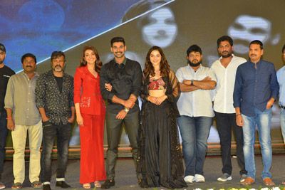Kavacham Movie Teaser Release Event