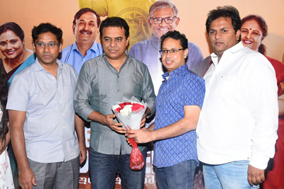 KTR Watched Pressure Cooker Movie