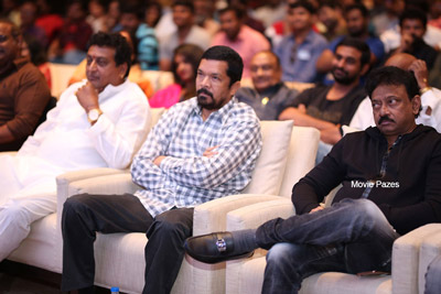 Lakshmi's NTR Movie Trailer Launch Event