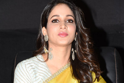 Lavanya Tripathi At Antariksham 9000 KMPH Trailer Launch