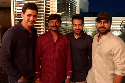 mahesh-babu-private-party-stills-for-ban