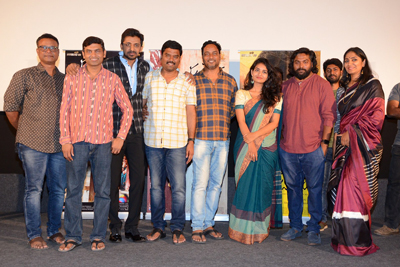 Mallesham Movie Team Success Meet